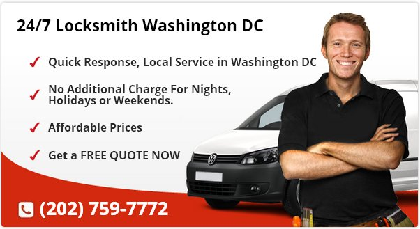 24 Hour Locksmith Washington DC